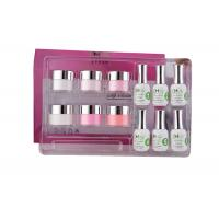 Wholesale Smooth French Dip Kit Non - Yellowing , White And Pink French Nail Art Kit from china suppliers