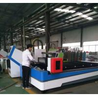 China 1000w 1500w 2000w Fiber Laser Cutter Machine For SS / Aluminum / Copper Cutting wholesale