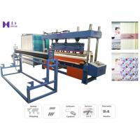 China Three Phase High Frequency Plastic Welding Machine 250×1900 MM Welding Area wholesale