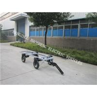 High Strength Flatbed Atv Trailer 2 Tons Loading With 2500mm Turning Radius