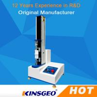 Wholesale Computer Display Material Tensile Universal Testing Machine 2KN For Fabric / Leather from china suppliers