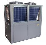 High COP Geyser Commercial Heat Pumps / Air Source Heat Exchanger Pump R407C