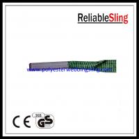 Single layer / multi - layer duplex polyester webbing lifting slings Safety