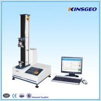 Wholesale Single Pole Universal Testing Machines / Tensile Testing Equipment For Peel Strenth from china suppliers