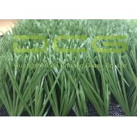 PE Material Pet Friendly Artificial Grass Football / Artificial Sports Turf