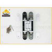 Wholesale Exterior Concealed Adjustable Hidden Heavy Duty Door Hinges 16.5mm Gap from china suppliers