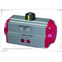 High Performance Rack And Pinion Pneumatic Actuator AT-DA140 Double Action