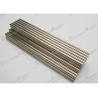 Wholesale Disc / Axially Permanent Neodymium Magnets N38 Grade For Computer Rigid Disc Drives from china suppliers