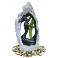 Wholesale Outside Garden Statue Water Fountains With Fiberglass / Cement / Magnesia Material from china suppliers