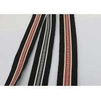 Wholesale Garments / Bags Brass Long Chain Zipper Silver Teeth Polyester / Cotton / Aramid Tape from china suppliers