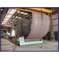 Wholesale 30 To 45ft Long Steel Plate Roller With Large Diameter , Sheet Roller from china suppliers