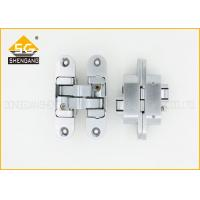 China Italy Three Way European Style Hinges For Cabinets / Shower Door wholesale