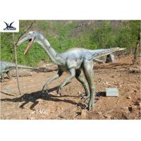 Wholesale High Simulation Realistic Dinosaur Statues For Dinosaur Theme Park / Customizable from china suppliers