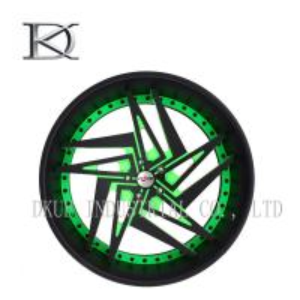 "1 Piece Alloy Rim Car Racing Wheels 14 X 5.5 "" Low Pressure VIA Certifications"