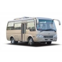 Buy cheap Corrosion Resistance Small Passenger Bus With Cathode Electrophresis Treated from wholesalers