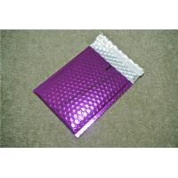 Wholesale Antistatic Metallic Pink Bubble Mailers , Bubble Wrap Bags 135x210 #-AC from china suppliers