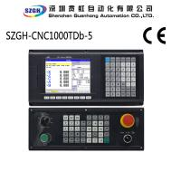 China Atc Usb Interface 5 Axis Cnc Controller Board Panel Support G Code , 2 Year Warranty wholesale
