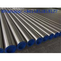 China Annealed / Pickled Welded Stainless Steel Pipe GOST 9940-81 For Boiler Industry wholesale