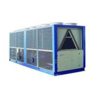 KASSEL AC Series Low temp Air Cooled Screw Chiller For Chemical / Printing