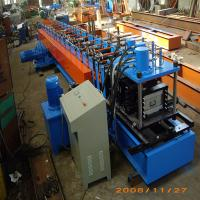 38*12mm Galvanized Steel Small Main Channel   Roll Forming Machine for Ceiling and Roofing framing