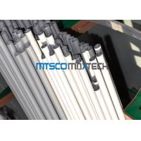 Wholesale 16SWG 3 / 4 Inch UNS S32750 / S32760 Duplex Stainless Steel Tubing For Instrumentation from china suppliers