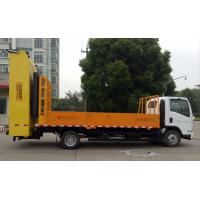 Buy cheap High Performance Truck Mounted Crash Attenuator Crash Cushion Vehicle from wholesalers