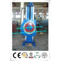 5T Lifting Welding Positioner , Head And Tail Stock Elevating Weld Positioner