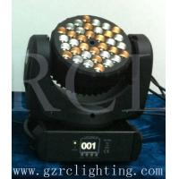 Wholesale RGBW 36pcs 3W Cree Bulbs Beam Moving Head stage lighting For Disco from china suppliers