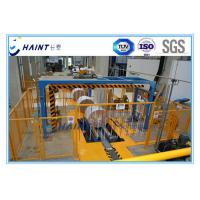 Wholesale Paper Mill Stretch Film Wrapping Machine , Paper Roll Handling Equipment Large Capacity from china suppliers