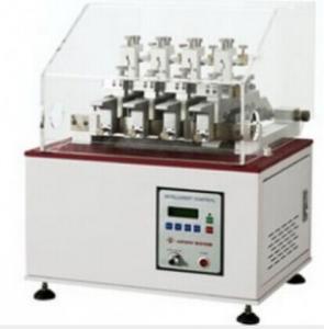 ASTM  D4157 Wyzenbeek Abrasion Tester/Test machine( GW-118)