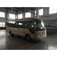 China Luxury Bus Body 30 Seater Minibus Original City Service Bus Manual Gearbox wholesale