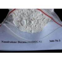 Wholesale CAS 360-70-3 DECA Durabolin Steroid Powder Nandrolone Decanoate White Crystalline Powder from china suppliers