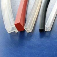 Wholesale Extruded Silicone Rubber Profiles from china suppliers