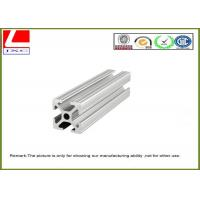 Wholesale aluminum profile extrusion CNC Aluminium machining Parts for TV set frame from china suppliers