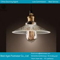 Chinasourcingagent and buying agentin Foshan, Purchasing Agent for pendant lamp