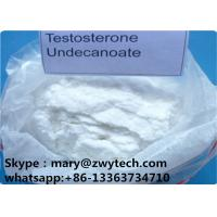 Testosterone Undecanoate, cas#5949-44-0, Testosterone Steroids Powder for losing fat