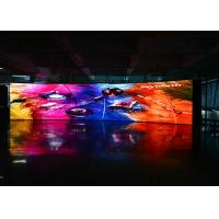 High Resolution Curved Indoor Led Video Wall P2 9 P3 9 Full