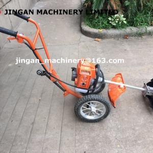 China 52cc Hand Push Grass Brush Cutter/Grass Cutter Machine/Grass Trimmer wholesale