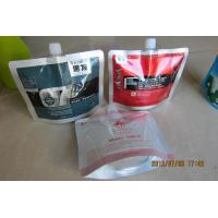 China Reusable Stand Up Spout Pouch For Drink Doypack Bag Environmental Protction wholesale