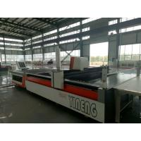 Wholesale CNC Automatic Knife Cutter PU Leather Fabric Textile Cuttina Machine with Spreader Provided from china suppliers