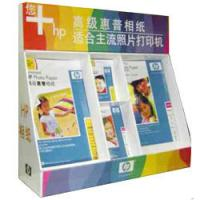 China Counter CDU PDQ Advertising Display Stands Brochure Pallet Box 4 Colors Offset Printed wholesale