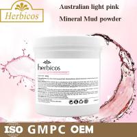 Wholesale Natural Kaolin White Clay Day Cosmetic Face Mask 600g Australian from china suppliers