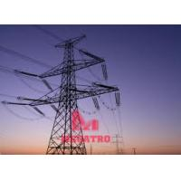 China High voltage DC  transmission towers wholesale