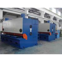 CNC System Hydraulic Sheet Metal Cutting Machine 4 Times Per Min Strokes
