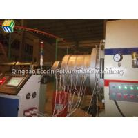 China Easy Operation Plastic Pipe Extruder Machine HDPE Pipe Single Screw Extruders wholesale