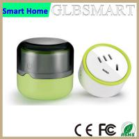 Quality 2016  Mini Wifi Power Socket Smart electrical plug to control Home appliences by Android /IOS APP for sale