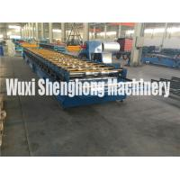China Good Perfomance Low Labor Rolling Forming Machine 0.5mm - 1mm Thickness wholesale