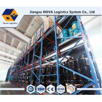 Wholesale High Density Storage Drive In Pallet Racking Industrial Warehouse drive through racks from china suppliers