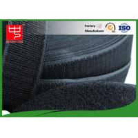 Wholesale 50Mm Wide Black Hook And Loop Tape / Male And Female Hook And Loop Roll Fastening from china suppliers