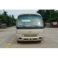 China Commercial Utility Vehicles 30 Seater Minibus Diesel Front Engine Wide Body wholesale
